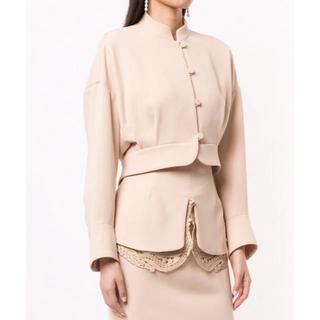 mame - 【タグ付】mame kurogouchi 2020SSスリムフィットジャケット