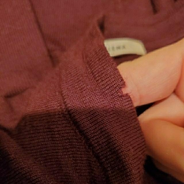IENA(イエナ)の最終価格【IENA】ALBA Vネックカーディガン レディースのトップス(カーディガン)の商品写真
