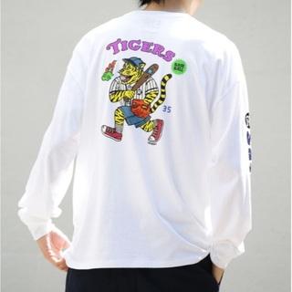 フリークスストア(FREAK'S STORE)の【未使用】LID BREAK×FREAK'S STORE/ロンT(Tシャツ(長袖/七分))