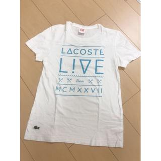 LACOSTE - LACOSTE ラコステ Tシャツ 2枚セット S