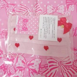 Angelic Pretty - アンジェリックプリティ Petit Heart マスクカバー