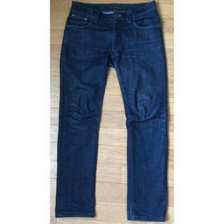 ヌーディジーンズ(Nudie Jeans)のnudie jeans デニム NJ3896 THIN FINN W30(デニム/ジーンズ)