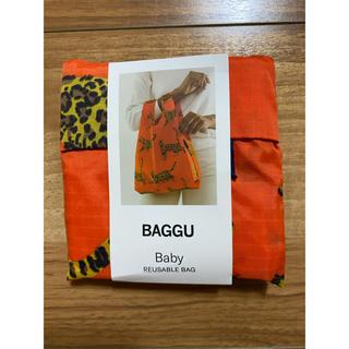 ビームス(BEAMS)のBAGGU   babyサイズ  bengal cat 新品未開封(エコバッグ)