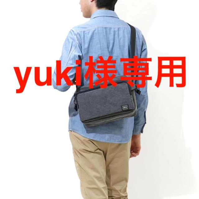 PORTER(ポーター)の吉田カバン PORTER ファンクションショルダーバッグ メンズのバッグ(ショルダーバッグ)の商品写真