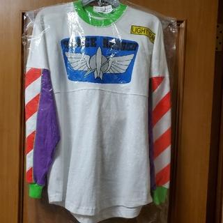 トイストーリー(トイ・ストーリー)のSpirit Jersey】バズ・ライトイヤー 長袖Tシャツ Pixar Bet(Tシャツ(長袖/七分))