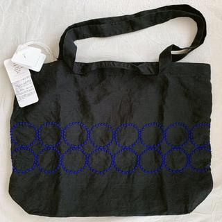 mina perhonen - ミナペルホネン タンバリン 2way リネントートバッグ