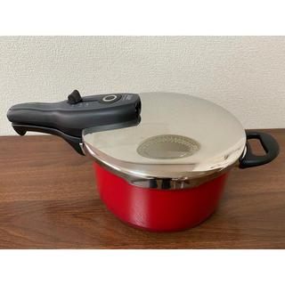 silit シラルガン 圧力鍋(鍋/フライパン)
