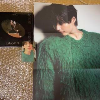 シャイニー(SHINee)のTAEMIN act1 ミニポスター、テレカ付き(K-POP/アジア)