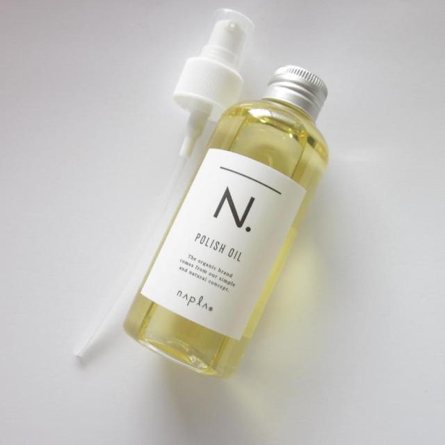 NAPUR(ナプラ)のN.ポリッシュオイル 150ml 新品 コスメ/美容のヘアケア/スタイリング(オイル/美容液)の商品写真