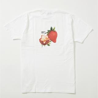 コンバース(CONVERSE)のCONVERSE STARS×FRUIT OF THE LOOM いちごTシャツ(Tシャツ(半袖/袖なし))