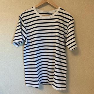 ジャーナルスタンダード(JOURNAL STANDARD)のjournal standard  クルーネックボーダーTシャツ(Tシャツ/カットソー(半袖/袖なし))