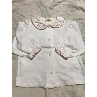 スーリー(Souris)のスーリー  ブラウス 90(Tシャツ/カットソー)