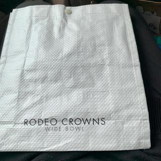 ロデオクラウンズワイドボウル(RODEO CROWNS WIDE BOWL)の専用(トートバッグ)