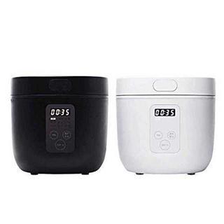 ブラックiimono117 炊飯器 マイコン式 4合 [ 蒸し皿 計量カップ し