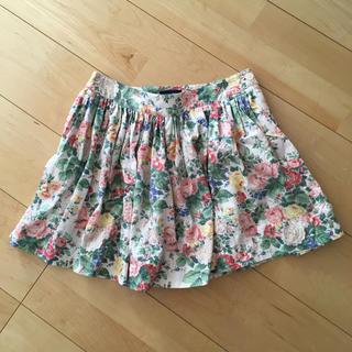 Ralph Lauren - ラルフローレン 花柄 スカート 150