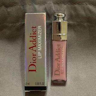 Dior - ディオール♡アディクトリップマキシマイザー001  巾着付き