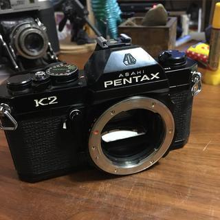 ペンタックス(PENTAX)のアサヒペンタックス PENTAX k2 kマウント フィルムカメラ(フィルムカメラ)