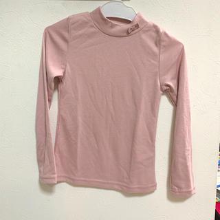 アーヴェヴェ(a.v.v)のハイネックカットソー 120サイズ(Tシャツ/カットソー)