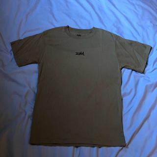 エックスガール(X-girl)のx-girl basic Tシャツ ブラウン(Tシャツ(半袖/袖なし))