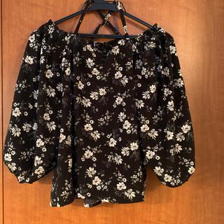 ロペピクニック(Rope' Picnic)の花柄 カットソー(Tシャツ/カットソー(七分/長袖))