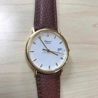 ショパール(Chopard)のchopard ショパール 腕時計。(腕時計(アナログ))