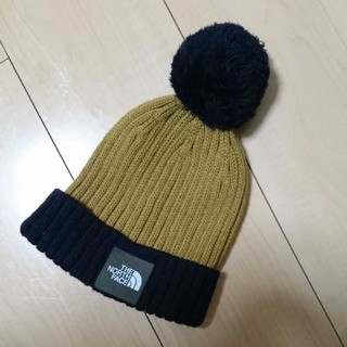 THE NORTH FACE - THE NORTH FACE☆キッズ ポンポン カプッチョ