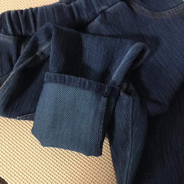 MARKEY'S(マーキーズ)のデニムパンツ キッズ/ベビー/マタニティのキッズ服男の子用(90cm~)(パンツ/スパッツ)の商品写真