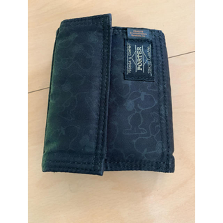 PORTER - PORTER×SNOOPY コラボ 財布 レア 希少付属品のおまけ付き