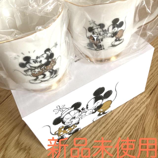 Francfranc(フランフラン)の《新品・未使用》⭐最終値下げ⭐ディズニー ミッキーミニー ペアマグカップ インテリア/住まい/日用品のキッチン/食器(グラス/カップ)の商品写真