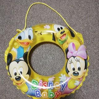 ディズニー(Disney)の浮き輪 45センチ(マリン/スイミング)