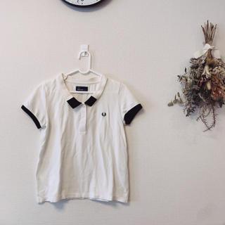 フレッドペリー(FRED PERRY)のFRED PERRY フレッドペリー  モノトーン ポロシャツ(ポロシャツ)
