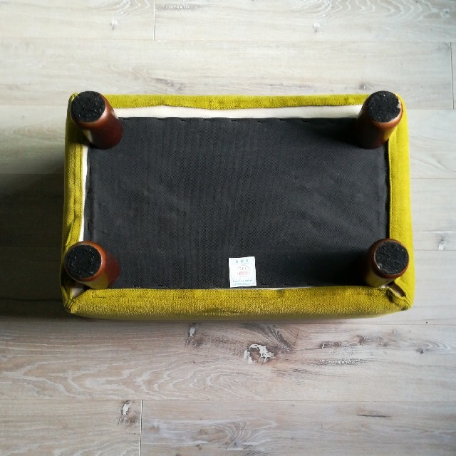 MUJI (無印良品)(ムジルシリョウヒン)の無印良品 オットマン うみ様専用 インテリア/住まい/日用品のソファ/ソファベッド(オットマン)の商品写真
