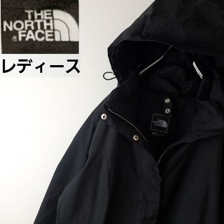 THE NORTH FACE - R-525  NORTH FACE ナイロン コート ハイベント レディースL