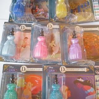 Disney - 美女と野獣 一番くじ ドレスボトルペン&カードセット 全種類 16個セット