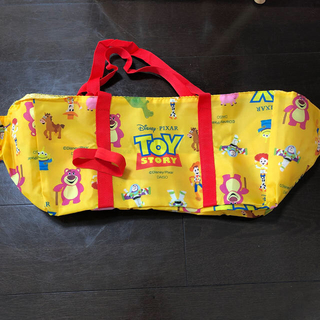 トイストーリー(トイ・ストーリー)の新品トイストーリー買い物かご用エコバッグ(エコバッグ)