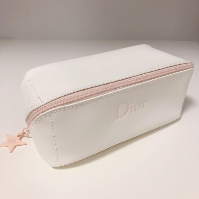 Christian Dior(クリスチャンディオール)のDior ディオール  ノベルティポーチ レディースのファッション小物(ポーチ)の商品写真