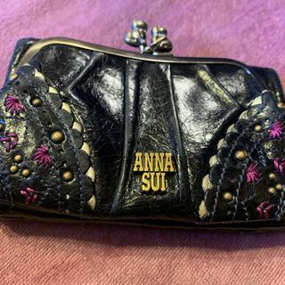 アナスイ(ANNA SUI)のANNA SUI二つ折り財布(折り財布)