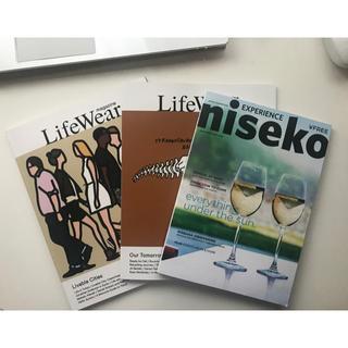 ユニクロ(UNIQLO)のLife Wear2~3+Niseko(ファッション)