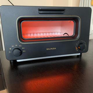 バルミューダ(BALMUDA)のバルミューダ トースター K01E-KG ブラック(調理道具/製菓道具)