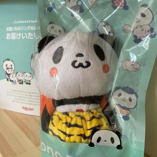 Rakuten - 【楽天でんき】お買いものパンダ オリジナルぬいぐるみ