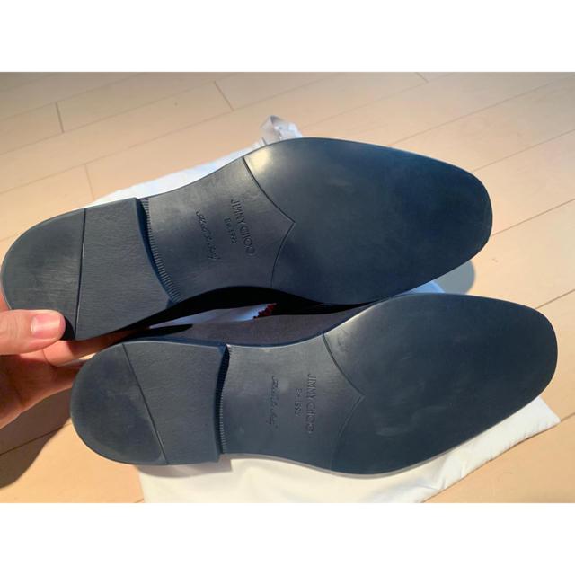JIMMY CHOO(ジミーチュウ)の超美品 JIMMYCHOO  メンズ革靴  メンズの靴/シューズ(ドレス/ビジネス)の商品写真