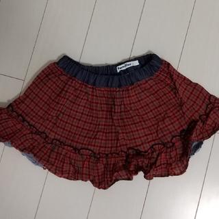 familiar - ファミリア  スカート  90サイズ