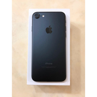 Apple - 新品未使用品 Apple iPhone7 SIMフリー 256GB