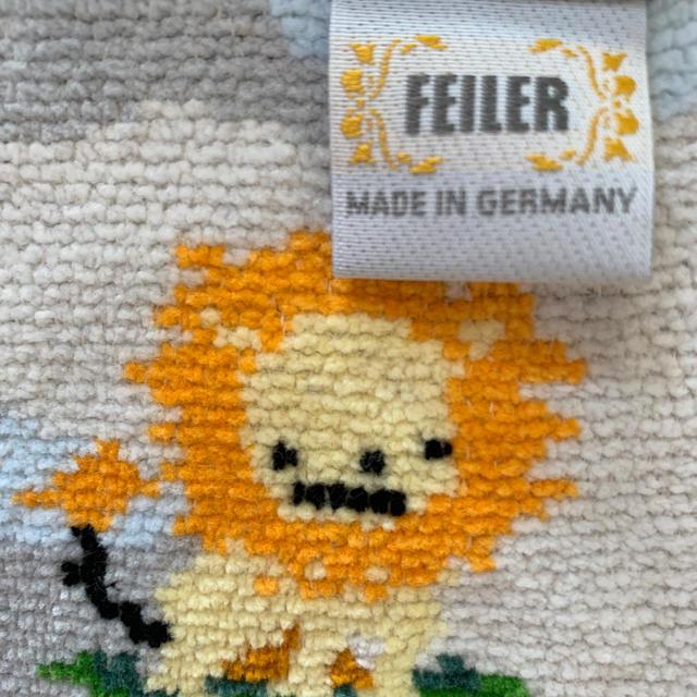 FEILER(フェイラー)のフェイラー   ハンカチ タオル バーニーズニューヨーク レディースのファッション小物(ハンカチ)の商品写真