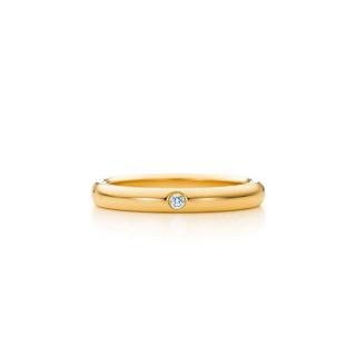 ティファニー(Tiffany & Co.)のティファニー イエロー ゴールド リング(リング(指輪))