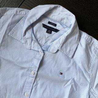 トミーヒルフィガー(TOMMY HILFIGER)のTOMMY ワイシャツ 新品未使用品❤︎(シャツ/ブラウス(長袖/七分))