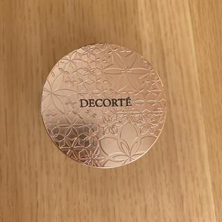 コスメデコルテ(COSME DECORTE)のコスメデコルテ フェイスパウダー 10 misty beige 20g ベージュ(フェイスパウダー)