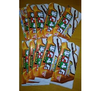 モリナガセイカ(森永製菓)のチョコモナカジャンボのバーコード10枚(その他)