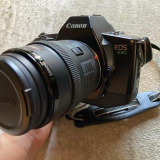 キヤノン(Canon)のcanon 一眼レフカメラ EOS630 フィルム(フィルムカメラ)