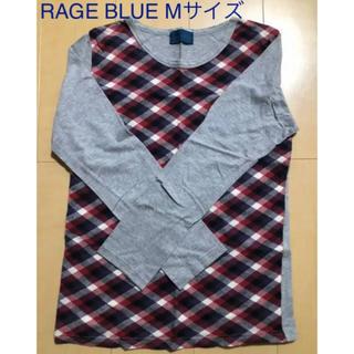 レイジブルー(RAGEBLUE)のレイジブルー 長袖 カットソー(Tシャツ/カットソー(七分/長袖))